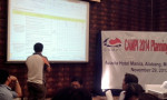 Mr. Benjie Dionela presented for TechCom