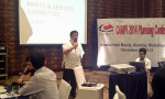 Mr. Allen Rufo presented for Parts & Service
